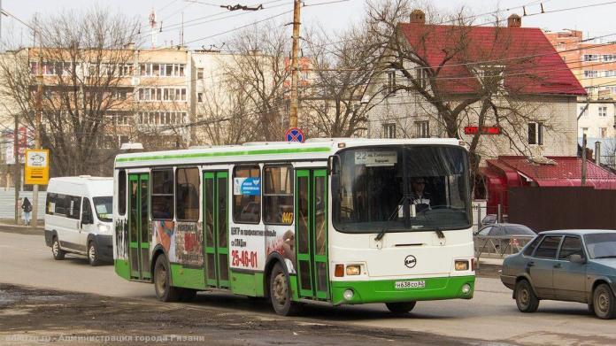 В мэрии Рязани рассказали о режиме работы общественного транспорта в новогоднюю ночь