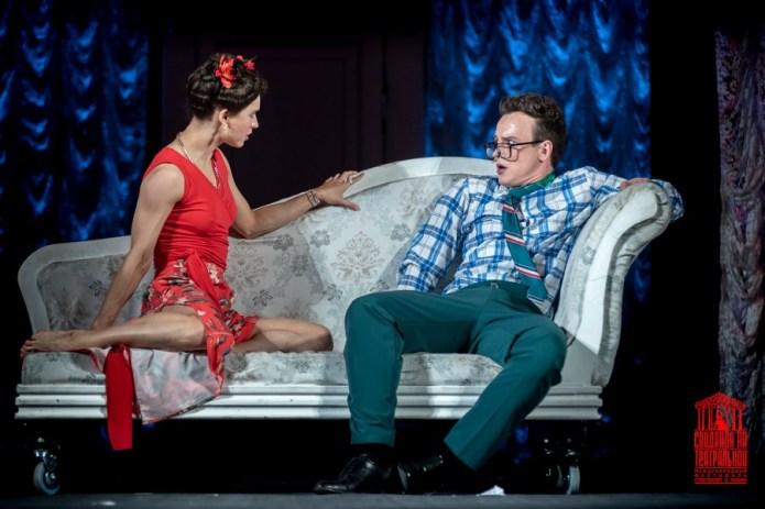 Театр эстрады из Петербурга показал рязанцам спектакль «Крокодилъ души моей»