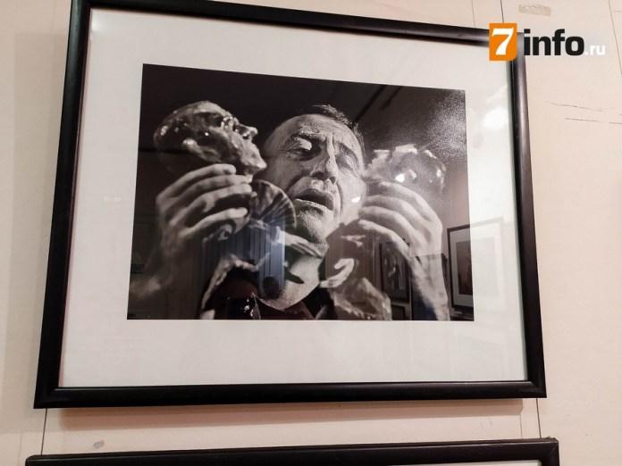 Рязанцев пригласили на выставку, посвящённую Владимиру Делю