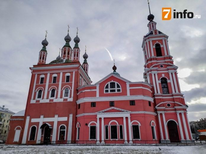 История храма, построенного на средства рязанских ямщиков