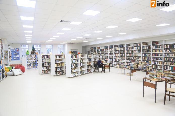 В Рязани ремонтируют библиотеки и спортзалы
