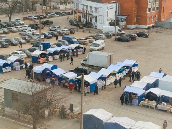 В Рязани открыли ещё одну ярмарку для стабилизации цен «борщевого набора»