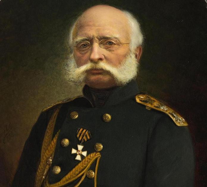 Родился Фердинанд Врангель