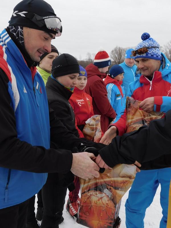 В Скопинском районе завершилась декада спорта
