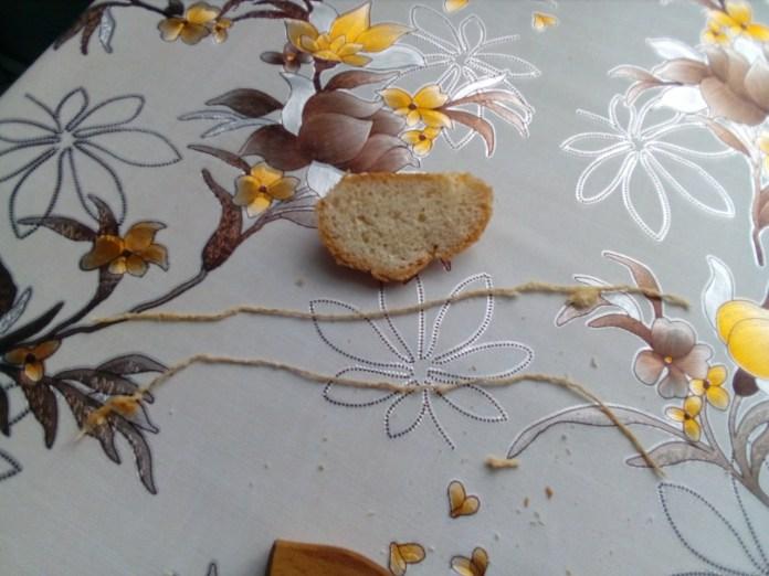 В касимовском хлебе обнаружили посторонний предмет