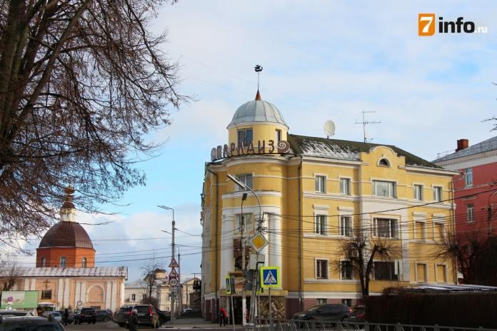 Улица дворян