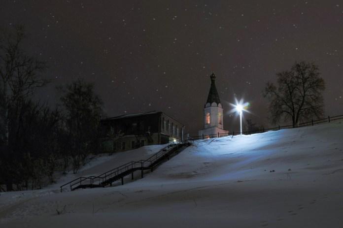 В Рязанской области похолодает до -11°С