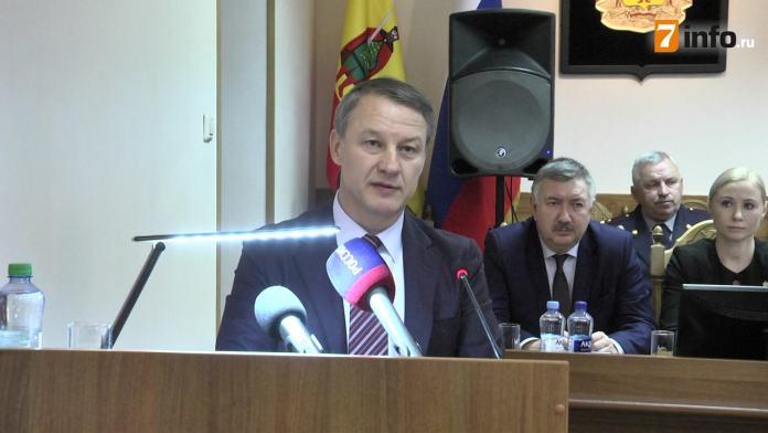 В Рязани отметили 298-ю годовщину образования российской прокуратуры