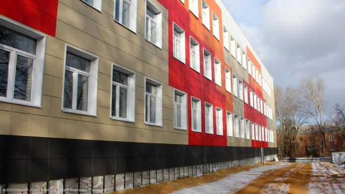 В Рязани строят школы и детские сады