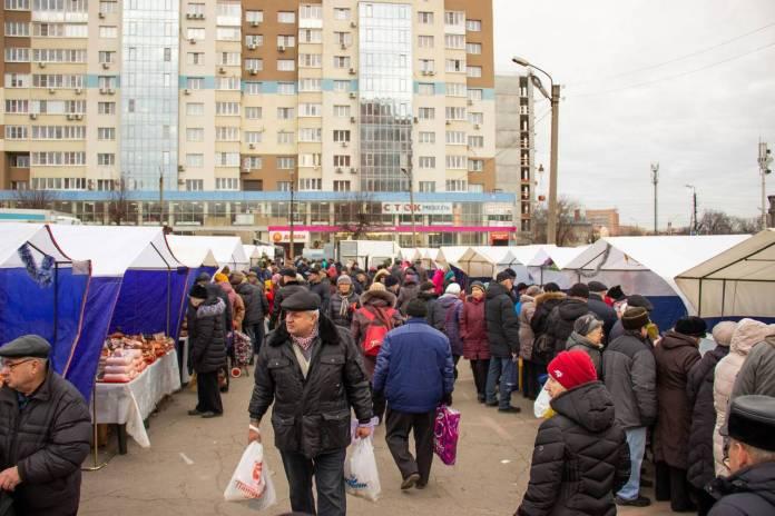 В прошлом году в Рязани состоялось 54 ярмарки выходного дня