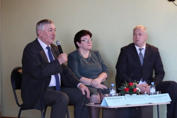 Рязанский Политех подписал соглашение о создании «Инженерного класса» в Рыбном