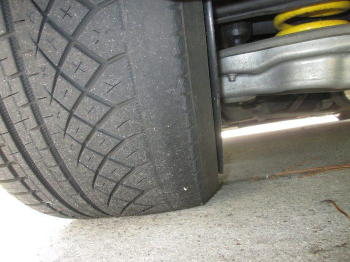 Эксперты сообщили, чем опасен неравномерный износ шин
