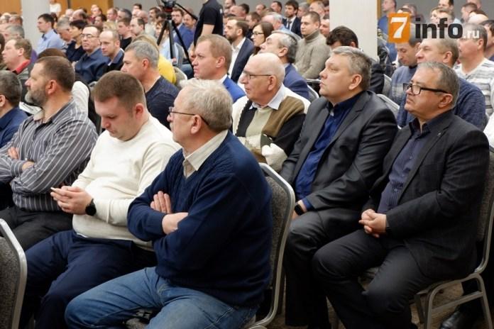 Приокское управление Ростехнадзора провело в Рязани публичное обсуждение