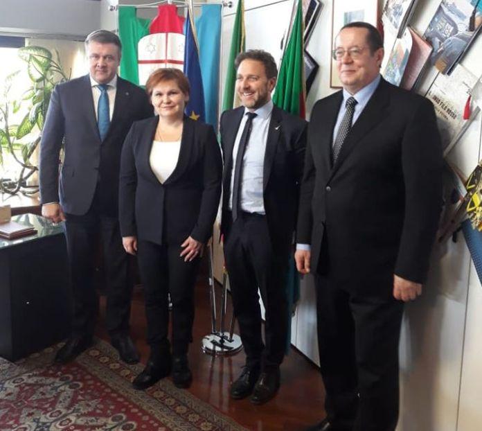 Елена Сорокина о визите в Италию: Мы будем укреплять наши добрые партнёрские отношения