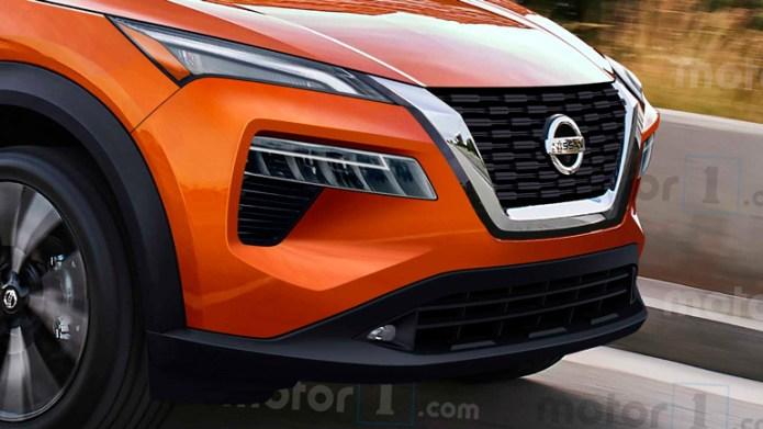 Первые снимки Nissan Qashqai опубликовали в Сети
