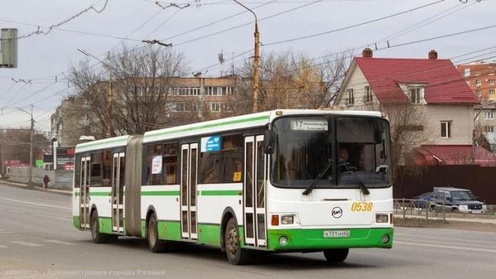 В Рязани возобновляется работа общественного транспорта
