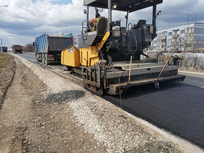 Подъезд к Новосёлкам отремонтируют за 18 миллионов рублей