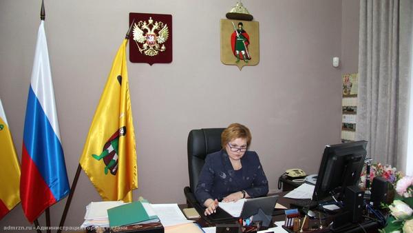 Елена Сорокина провела личный приём граждан