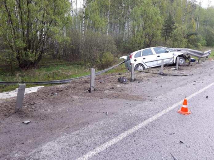 В Путятинском районе произошло ДТП с летальным исходом