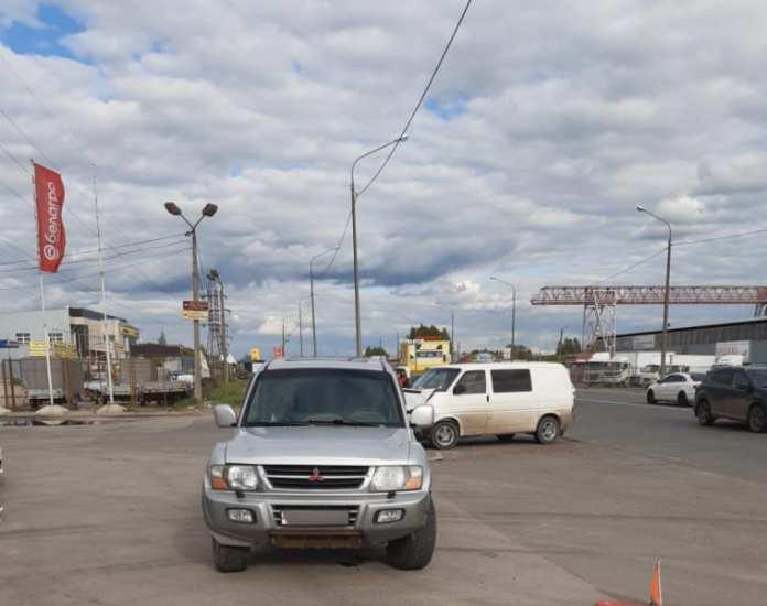 Во вторник в Рязани произошло ДТП