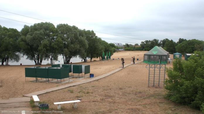 К купальному сезону в Рязани подготовят шесть пляжей