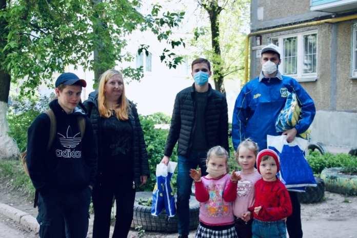 Депутаты Рязанской гордумы помогают многодетным семьям