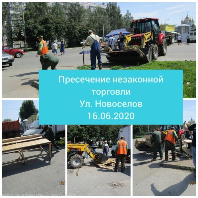 В Рязани продолжается благоустройство территорий по обращениям граждан