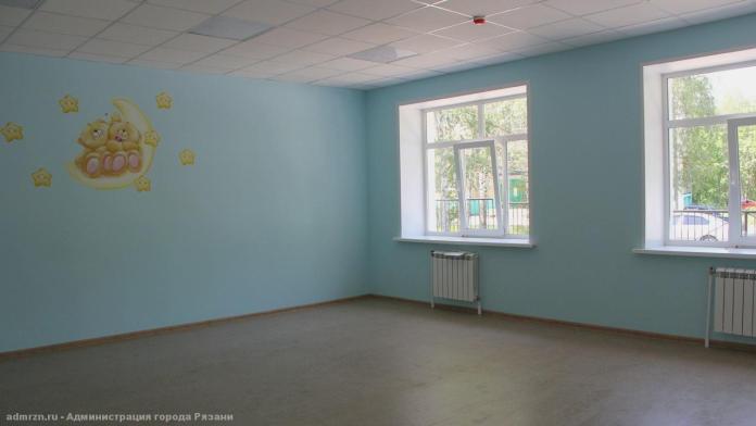 В Рязани в 2020 году планируется открыть пять пристроек к детским садам