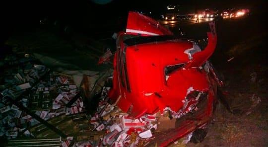 В массовом ДТП в Михайловском районе погиб человек