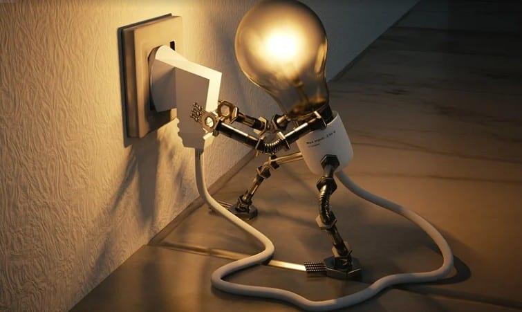 В Рязани из-за аварии отключили электричество на нескольких улицах