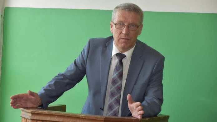 В Спасске-Рязанском новый глава администрации