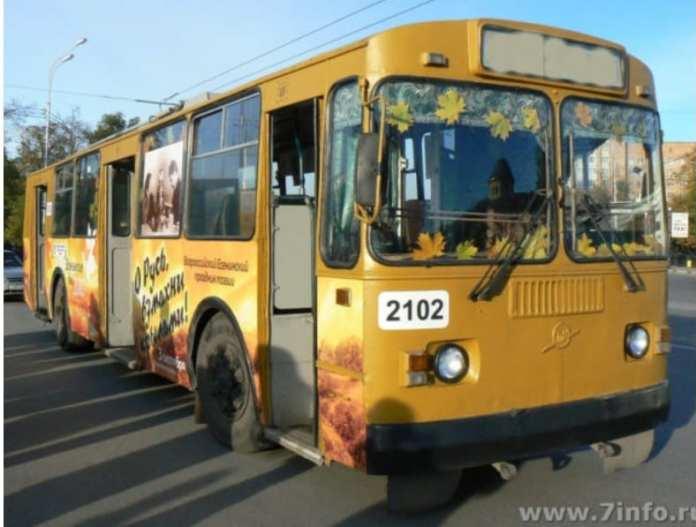 Конечную остановку троллейбусного маршрута №12 предложили перенести