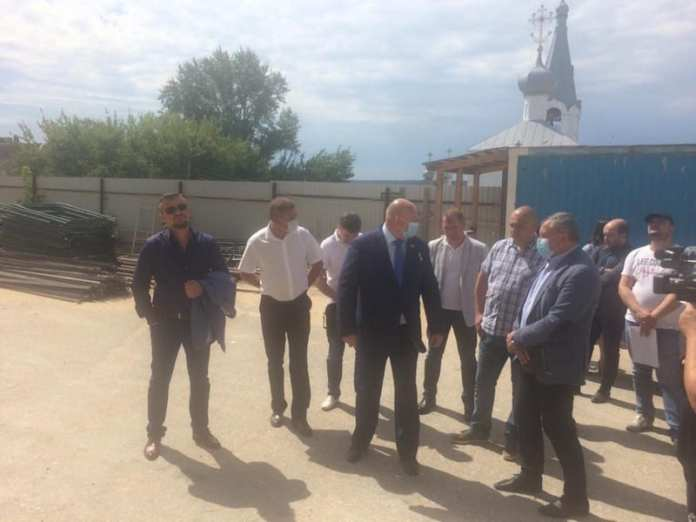ОНФ выступил против переноса сроков реставрации объекта культурного наследия в Касимове