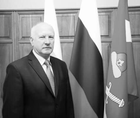 Депутаты Рязанской городской Думы почтили память Василия Фомина