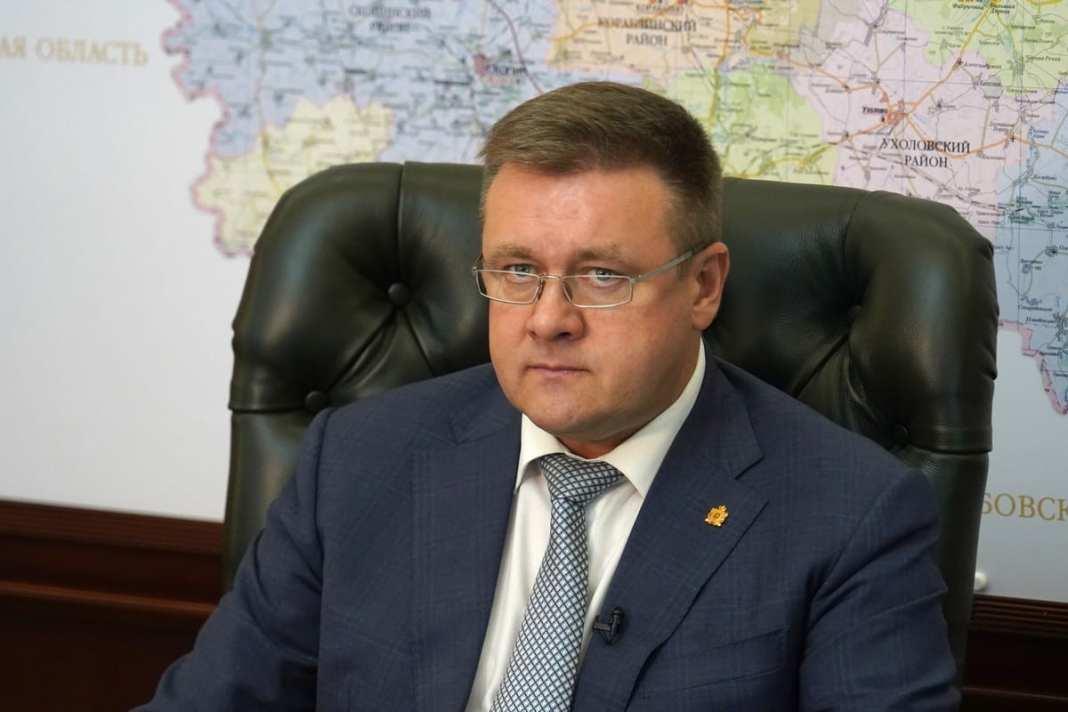 Любимов поручил обеспечить все школы Рязанской области высокоскоростным интернетом