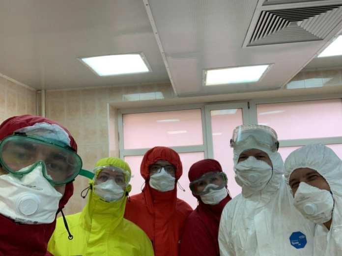В Рязани операцию по пересадке кожи провели в «красной зоне»