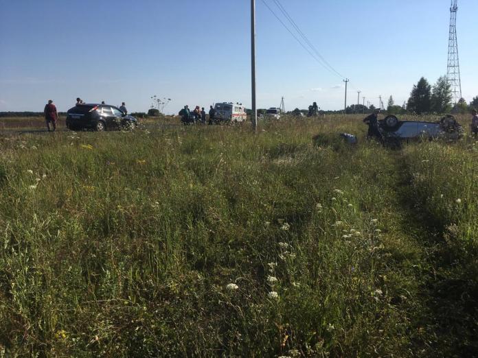 В ДТП в Спасском районе погиб человек