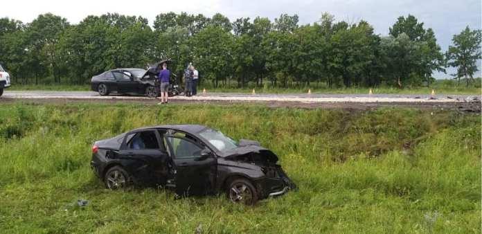 На автодороге Рязань – Скопин произошло смертельное ДТП