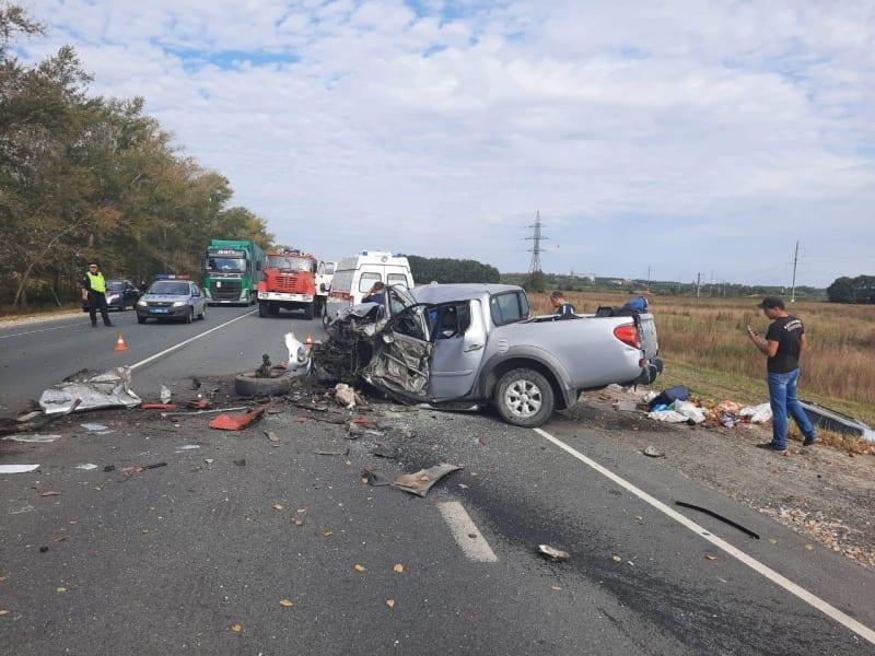 Уставший водитель устроил ДТП с четырьмя пострадавшими в Шиловском районе
