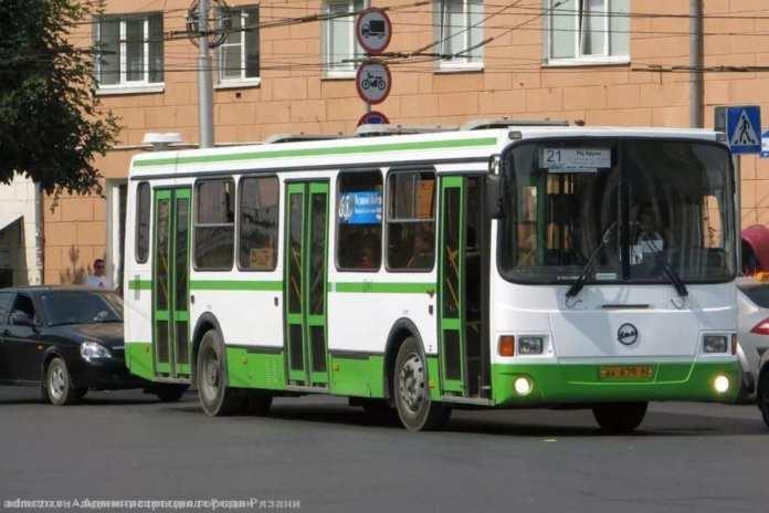 У перевозчика рязанского маршрута №57 отозвали лицензию