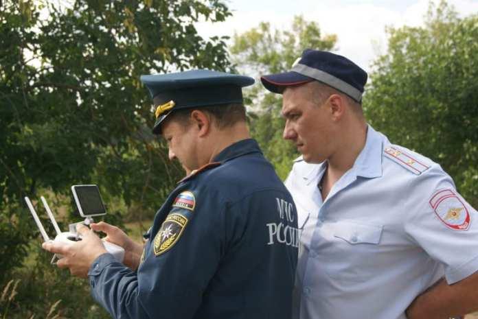 Рязанские автоинспекторы будут следить за нарушителями с помощью дронов