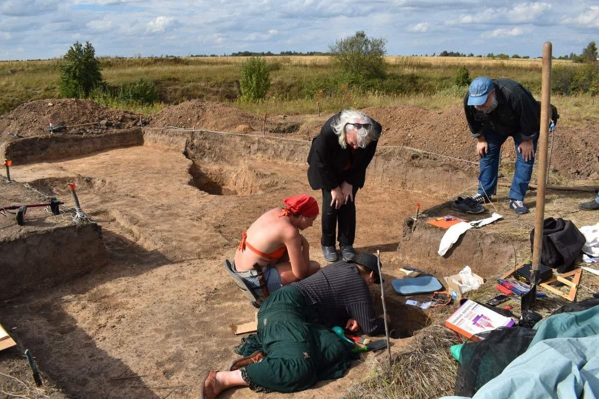 В Шиловском районе обнаружили ритуальные захоронения IV-VII веков