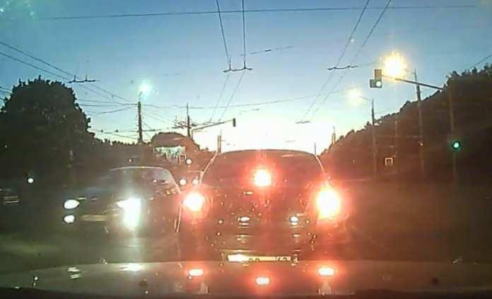На Московском шоссе в Рязани сбили велосипедиста