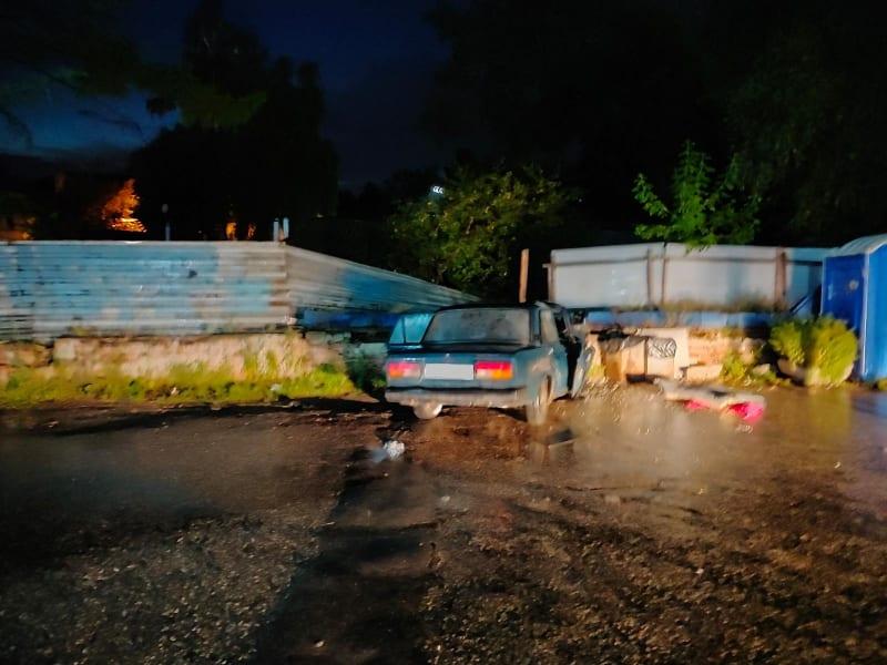17-летний подросток устроил в Рязани ДТП с пострадавшими