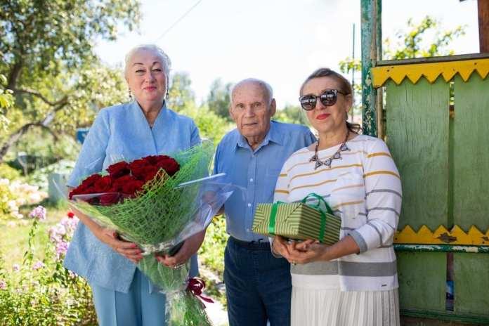 Бывшему главврачу больницы имени Семашко исполнилось 85 лет
