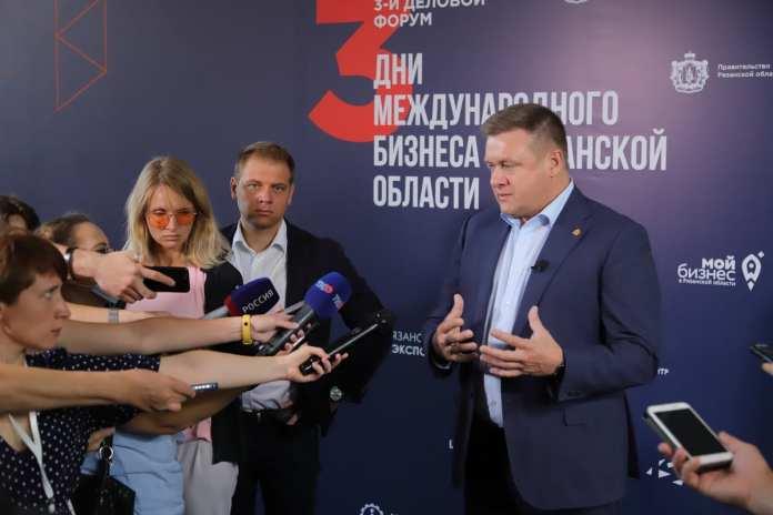 Губернатор Любимов раскритиковал работу Дирекции благоустройства Рязани