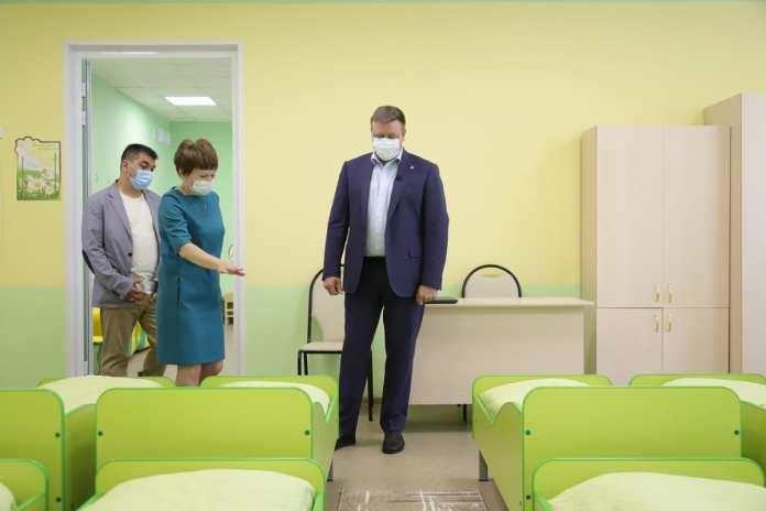 Николай Любимов рассказал, когда в Рязанской области ликвидируют очередь в детские сады