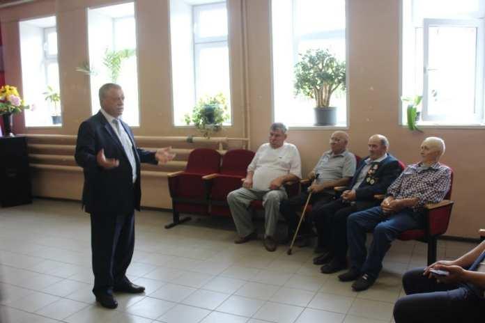 В Скопинском районе отметили День шахтера