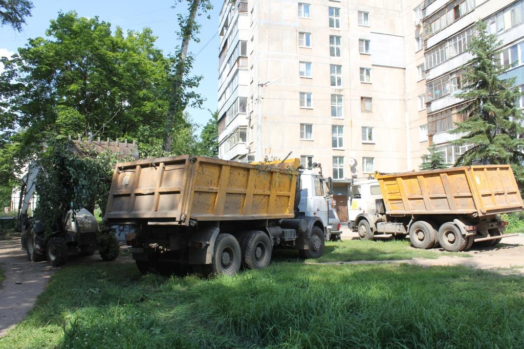 РНПК приняла участие в подготовке города к празднованию 925-летия Рязани