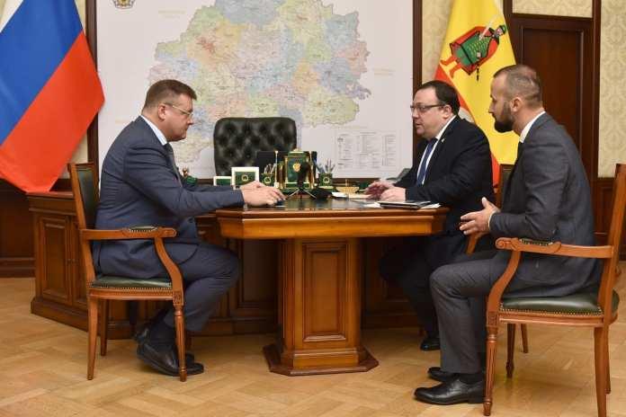 Рязанскому губернатору представили стратегию внедрения механизмов бережливого производства